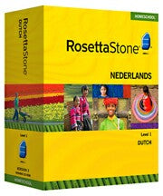PRE-ORDER: Rosetta Stone Dutch Level 1- Currently out of stock