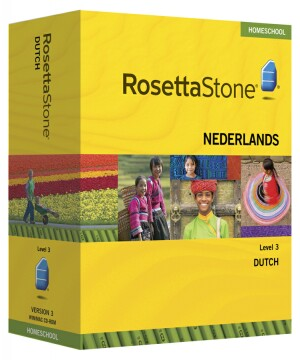 PRE-ORDER: Rosetta Stone Dutch Level 3- Currently out of stock