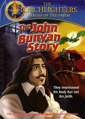 Torchlighters: John Bunyan - Pilgrim's Progress DVD