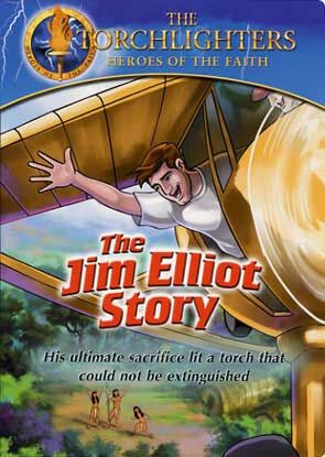 Torchlighters: The Jim Elliot Story DVD