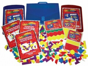 Super Kidshapes Activity Kit (Learning Magnets)