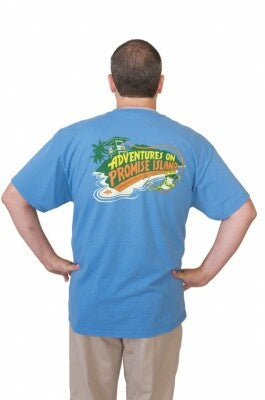 PRE-ORDER: Standard VBS Adventures On Promise Island Tshirt Adult Xxl