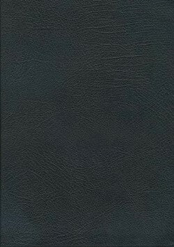 NASB MacArthur Study Bible-Black Bonded Leather Indexed