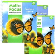 Math In Focus Grade 3 Kit 2nd Semester: The Singapore Approach