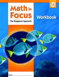 Math in Focus Grade 1 Stu Pack