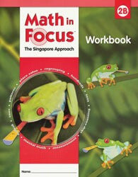 Math in Focus Grade 2 Student Pack