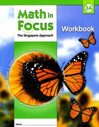 Math in Focus Grade 3 Stu Pack