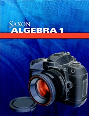Saxon Math Algebra 1 - 4th Edition Homeschool Testing Book