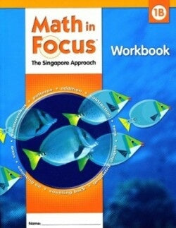 Math In Focus Wkbk Grd 1