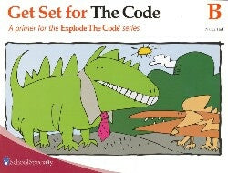 Get Set For The Code Book B Grd K-1