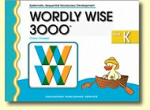 Wordly Wise 3000 Bk k Student