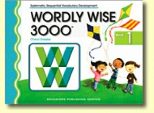 Wordly Wise 3000 Bk 1 Student