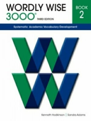 Wordly Wise 3000 Student Book Grade 2 3rd Edition