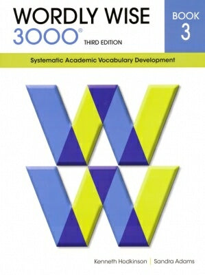 Wordly Wise 3000 Student Book Grade 3 3rd Edition