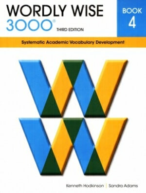 Wordly Wise 3000 Student Book Grade 4 3rd Edition