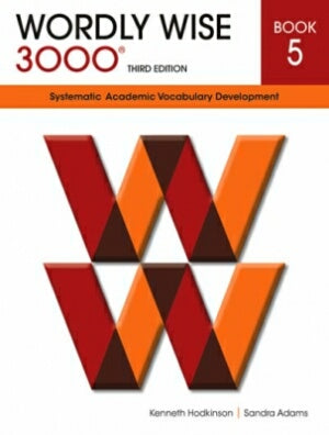 Wordly Wise 3000 Student Book Grade 5 3rd Edition