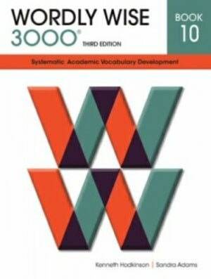 Wordly Wise 3000 Student Book Grade 10 3rd Edition