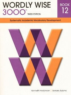 Wordly Wise 3000 Student Book Grade 12 3rd Edition