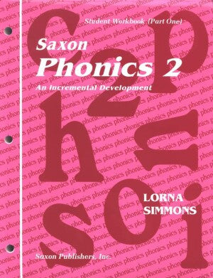 Saxon Phonics 2 Student Wrkbk/Readers First Edition