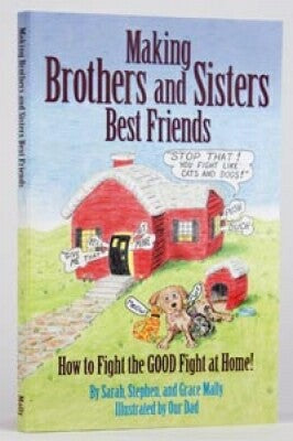Making Brothers & Sisters Best Friends Spanish Version
