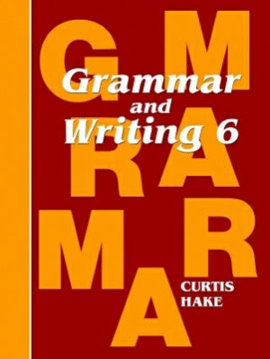 Saxon Grammar & Writing Grade 6 Kit