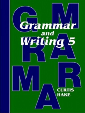 Grammar & Writing Grd 5 Studen