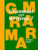 Grammar & Writing Grd 7 Teache
