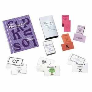 Saxon Phonics K Teaching Tools First Edition