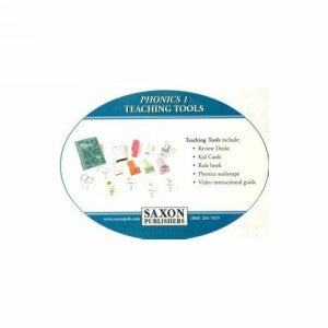 Saxon Phonics 1 Teaching Tools First Edition