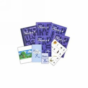 Saxon Phonics K Home Study Kit First Edition