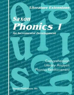 Saxon Phonics 1 Home Study Kit First Edition