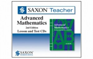 Saxon Advanced Math Teachers CDs 2nd Edition