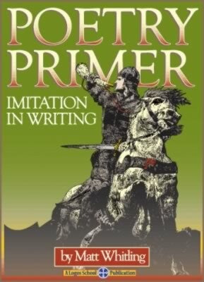 Imitation In Writing Poetry Primer