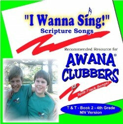 I Wanna Sing Book 2 CD