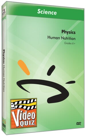 Human Nutrition Video Quiz