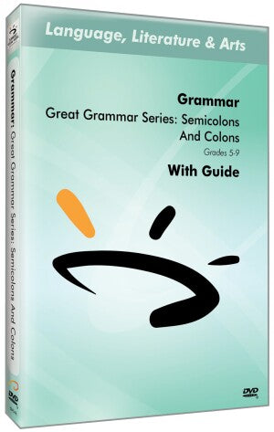 Great Grammar Series: Semicolons And Colons