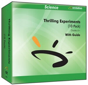 Thrilling Experiments Series (10 Pack)