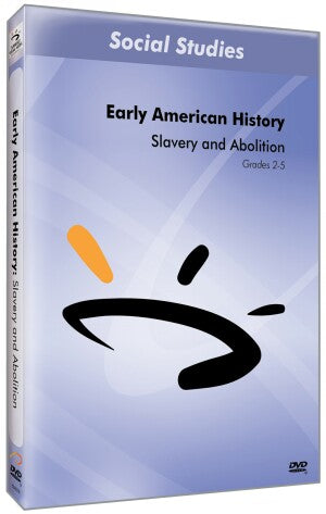 Slavery and Abolition Video Quiz DVD