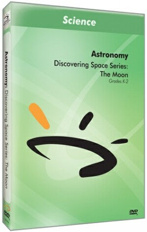 Discovering Space Series: The Moon