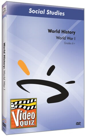 World War I Video Quiz
