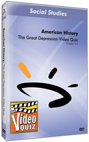 The Great Depression Video Quiz