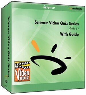 Science Video Quiz Series (10 Pack)