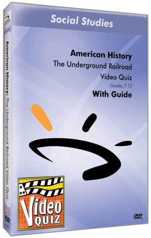 The Underground Railroad Video Quiz