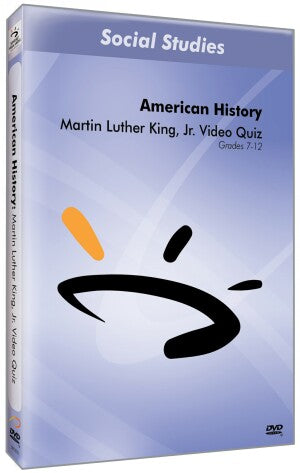 Martin Luther King, Jr. Video Quiz