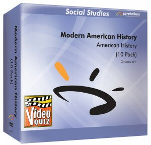 American History Video Quiz (10 Pack)