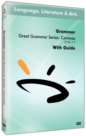 Great Grammar Series: Commas