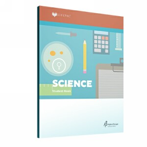 LIFEPAC Third Grade Science Set of 10 LIFEPACs Only