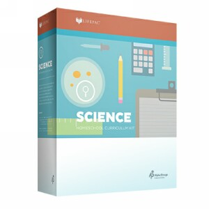 LIFEPAC Third Grade Science Set