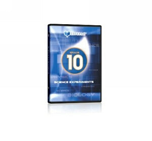 LIFEPAC Science Experiments DVD Grade 10