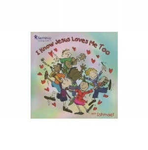 I Know Jesus Loves Me Too CD